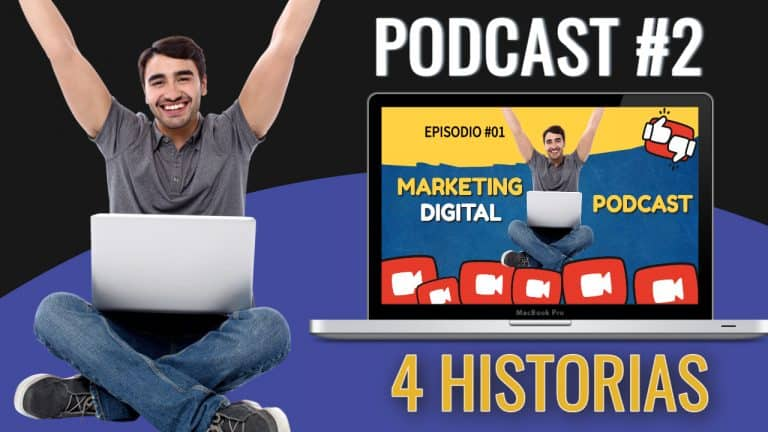 Episodio #2 – 4 Historias de Internet