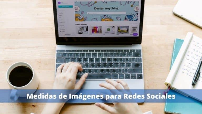 Medidas de Imágenes para Redes Sociales