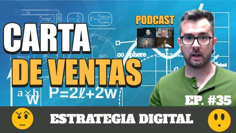 Episodio #35 – Carta de Ventas